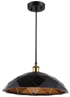 Carrera Farmhouse 1-Light Single Dome Pendant Wrought Studio