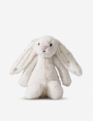 The Little White Company Jellycat Twinkle Bashful Bunny small toy