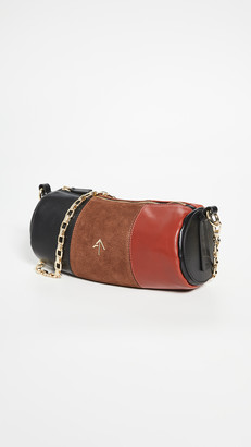 Atelier Manu Cylinder Chain Soft Bag