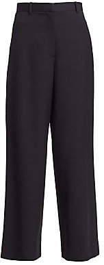 The Row Women's Nick Virgin Wool Trousers