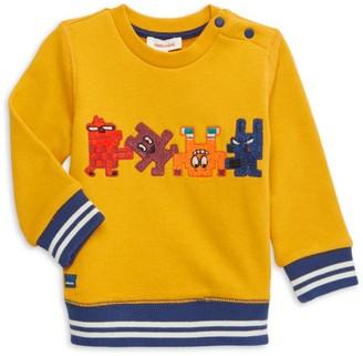 Catimini Baby's & Little Boy's Playful Sweatshirt