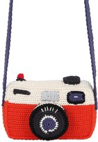 Anne Claire Hand-Crochet Camera