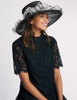 Marks and Spencer Large Foldable Fluted Hat