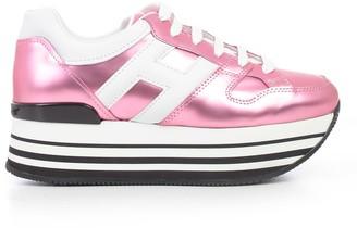 Hogan Maxi Logo Sneakers