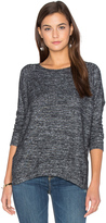 Velvet by Graham & Spencer Cade Long Sleeve Crew Neck Top