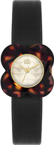 Orla Kiely Poppy leather watch