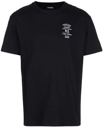 Raf Simons logo detail T-shirt