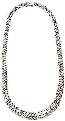 John Hardy Classic Chain Graduated necklace
