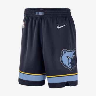 Nike Men's NBA Shorts Memphis Grizzlies Icon Edition Swingman