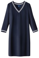 Tom Tailor Tennis Dress with 3/4 Length Sleeves