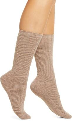 Le Bon Shoppe Snow Crew Socks