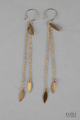 Ak Vintage Jewelry Fine Spokes of Light Earrings