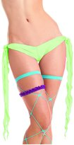 Raveware Lingerie Women's Long Side Tie Panty with Scrunch Back