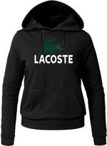 Lacoste new Printed For Ladies Womens Hoodies Sweatshirts Pullover Tops