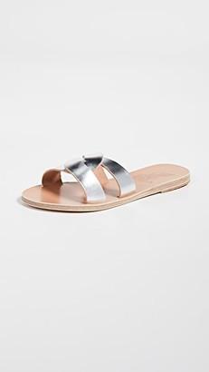 Ancient Greek Sandals Desmos Slides