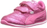 Puma Steeple Glitz Glam V Kids Sneaker (Toddler/ Little Kid/Big Kid)
