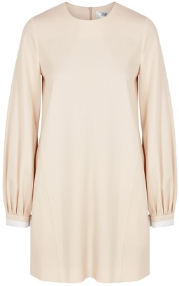 Victoria Victoria Beckham Ivory shift dress