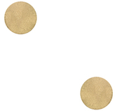 Amrita Singh Oversize Disc Stud Earrings