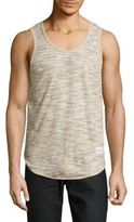 Kinetix Tropez Heathered Hi-Lo Tank Top