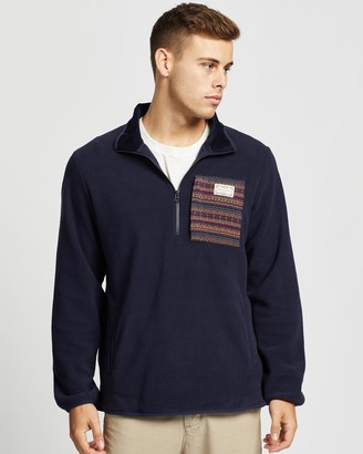 rhythm Pocket Polo Fleece
