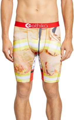 Ethika Blaze Down Boxer Briefs