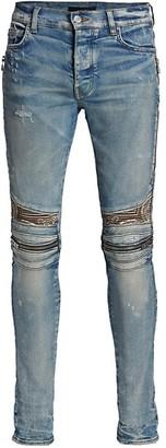 Amiri MX2 Bandana Jeans