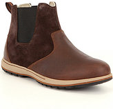 Columbia Men's Davenport Waterproof Chelsea Boots