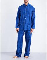 Derek Rose Paris 11 Cotton Pyjama Set