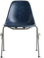 Design Within Reach Eames Molded Fiberglass Stacking Side Chair (DFSS)