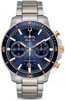 Bulova Marine Star Watch, 45mm