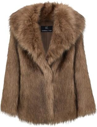 Unreal Fur Faux Fur Jacket