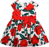 Carter's Floral Dress Set