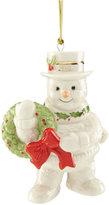Lenox Annual 2016 Happy Holly DaysTM Snowman Ornament