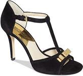Shoes, Vivienne T-Strap Sandals
