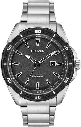 AR+ Citizen Quartz AR Stainless Steel Bracelet Watch