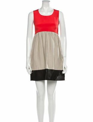 Celine Linen Mini Dress
