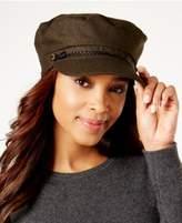 August Hats Wool Newsboy Cap