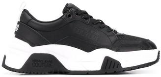 Versace Embossed Logo Chunky Sneakers