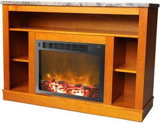 """Red Barrel Studio Ducharme TV Stand for TVs up to 50"""" with Fireplace Red Barrel Studio"""
