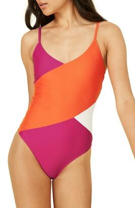 Summersalt The Marina One-Piece Swimsuit