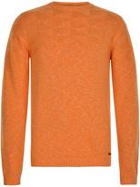 Dkny Geo Pattern Knitted Jumper