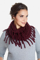 Fashion to Figure Scarlette Fringed Scarf