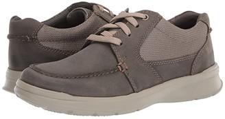 Clarks Cotrell Lane (Tan Combi Leather) Men's Shoes