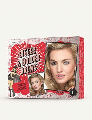Benefit Cosmetics Bigger and Bolder Brows Kit