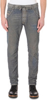 Diesel Krooley-ne slim-fit tapered joggjeans