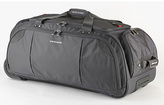 Pierre Cardin Large Holdall - Black and Grey