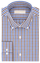 MICHAEL Michael Kors Regular-Fit Check Print Dress Shirt