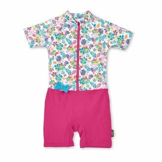 Sterntaler Baby Girls' Schwimmanzug One Piece Swimsuit