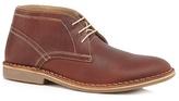 Red Herring Brown 'stevie' Desert Boots