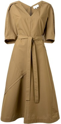 3.1 Phillip Lim Puff-Sleeve Dress